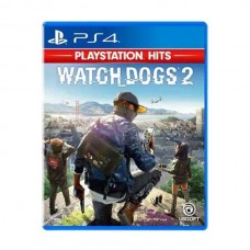 Watch Dogs 2 Playstation Hits