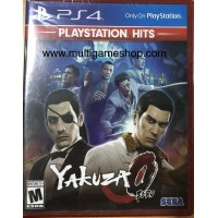Yakuza Zero Playstation Hits