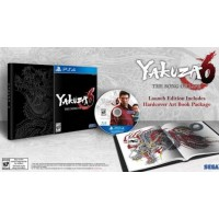 Yakuza 6 The Song of Life + Hardcover