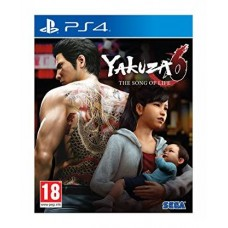 Yakuza 6 The Song of Life