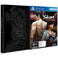 Yakuza 6 The Song of Life Essence of Art Edition
