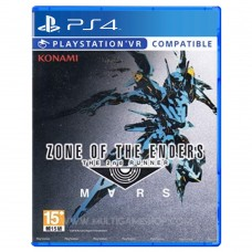 Zone of the Enders the 2nd Runner Mars (VR Compatible)