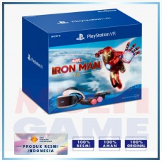 (Free Ongkir) Playstation VR V2 (CUH-ZVR-2) Iron Man Bundle