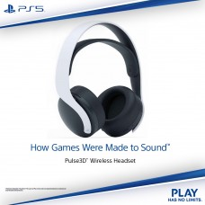 --Ready-- PULSE 3D™ Wireless Headset ( Bundle 2 Game )