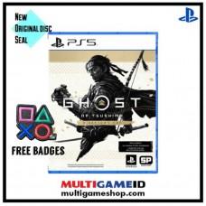 (Free Ongkir) Ghost of Tsushima Director's Cut +Badges