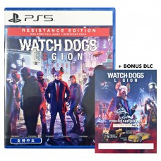 Watch Dogs Legion Resistance Edition + Dlc