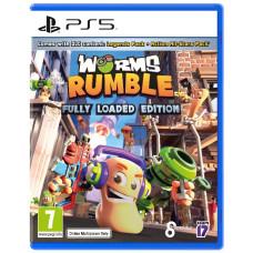 Worms Rumble +DLC (Dec 31, 2021)