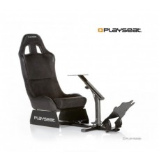 Playseat® Evolution Alcantara Black (Bahan Bludu)