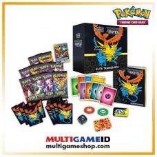 Pokemon TCG Hidden Fates Elite Trainer Box