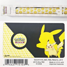 Pokemon Card Pikachu PlayMAT