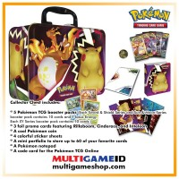 Pokemon TCG Sword & Shield Collector Tin Chest 2020 Q4