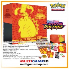 Pokemon TCG SS4 Vivid Voltage Elite Trainer Box