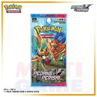 Pokemon TCG Indonesia Seri SC1a Pedang&Perisai Booster Pack