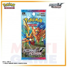Pokemon TCG Indonesia Seri SC1a Pedang&Perisai Booster Pack