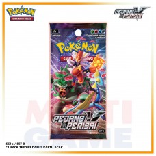 Pokemon TCG Indonesia Seri SC1b Pedang&Perisai Booster Pack