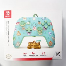 Switch Wired Controller Animal Crossing (PowerA)