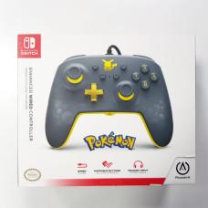 Switch Wired Controller Pikachu Grey (PowerA)