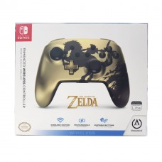 Switch Wireless Rechargeable Controller Gold Rider (PowerA)
