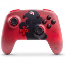 Switch Wireless Controller Super Mario Red/Black (PowerA) 01920-3