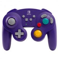 Switch Wireless Controller GameCube Purple (PowerA) 01876-3