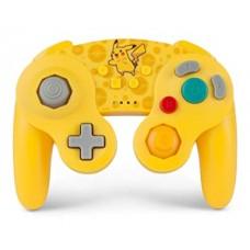 Switch Wireless Controller GameCube Pokemon Yellow Pikachu (PowerA) 02038-4