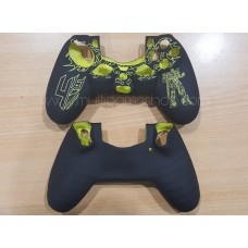 PS4 Controller Silicon Transformer (Yellow)