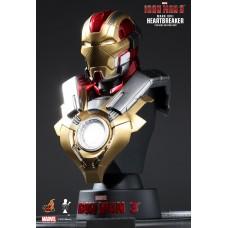 Iron Man 3 (HeartBreaker XVII) Bust Series Hot Toys