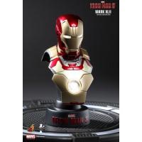 Iron Man 3 (Mark XLII) Bust Series Hot Toys