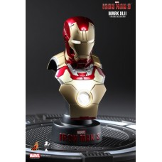 Iron Man 3 (Mark XLII) Bust Series Hot Toys