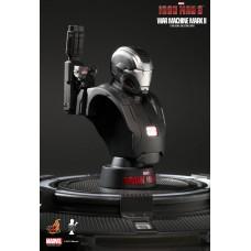 Iron Man 3 (War Machine Mark II) Bust Series Hot Toys