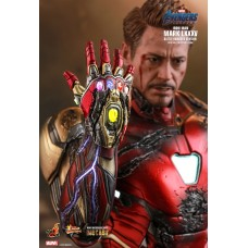 Marvel Avengers Endgame Iron Man Mark LXXXV (Battle Damaged Version) Special Edition HT MMS543D33B