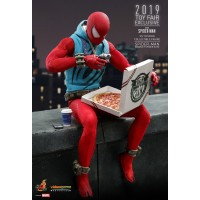 Marvel SpiderMan Scarlet Spider Suit HT VGM34