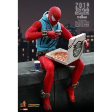 —PO(31Agst)— Marvel SpiderMan Scarlet Spider Suit HT VGM34