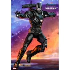 WAR MACHINE Mark IV (Marvel Avengers Invinity War) DIECAST HT MMS499 D26