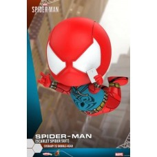 HT-COSB620 Marvel SpiderMan (Scarlet Spider Suit)