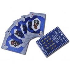 FINAL FANTASY Transparent Playing Cards (54 Pcs)