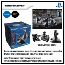—PO (end Oct) Thrustmaster T-FLight HOTAS 4