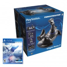 PS4/PC Thrustmaster T-FLight HOTAS 4 +PS4 Ace Combat 7