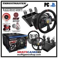 Thrustmaster T300 Ferrari Alcantara with 3Metal Pedal (Rally)