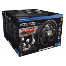 Thrustmaster T300 Ferrari Alcantara with 3Metal Pedal (Rally)