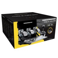 New Bundle Pack!! Thrustmaster TH8A Shifter + T3Pa PRO Metal Pedals