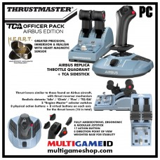 PC Thrustmaster TCA OFFICIAL PACK Quadrant Airbus Edition + Sidestick