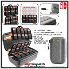 Switch CardCase 100 & Cable Case Grey (TomToc)