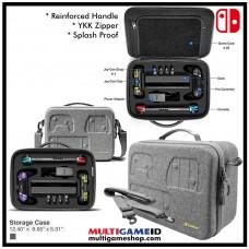 Switch Storage Case XXL Grey (TomToc)