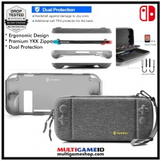 Switch TPU & Case Set Grey (TomToc)