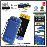 Switch Case Blue (TomToc)