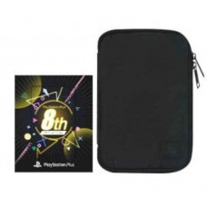 PSN Plus 12 Bulan 8th Anniversary + Travel Pouch (R3 Asia)