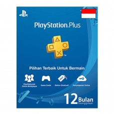 PSN Plus 12 Bulan R3 Asia Indonesia (Digital Code)