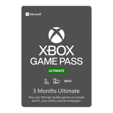 Xbox GamePass 3 Bulan