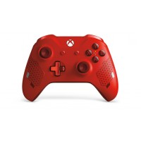 """""""NEW"""" XBOX ONE Wireless Bluetooth Controller """"Sports Red"""""""